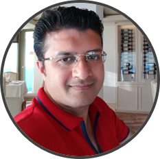 Mr. Ashish Agarwal